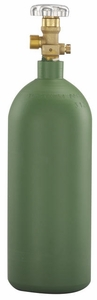 TurboTorch Oxygen Cylinder - 20 Cubic Foot (R) 0916-0003