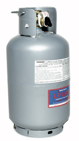 TurboTorch T-10 PS-MT Propane Tank 0916-0029
