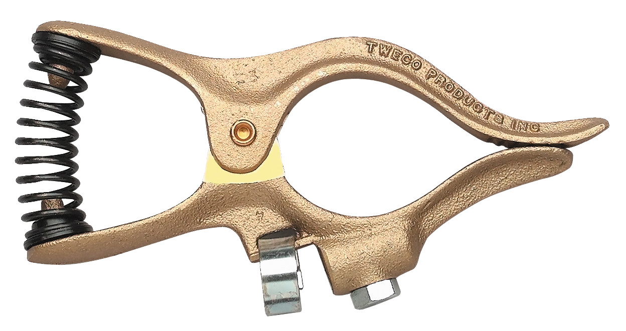 Tweco Copper Ground Clamp - 300 Amp GC 300