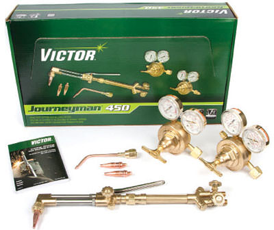 Victor Journeyman 450 Welding & Cutting Outfit 0384-0808
