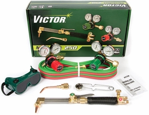 Victor Medalist 250 Welding & Cutting Outfit 0384-2540