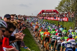 AMSTEL GOLD RACE 2014 - Photo on Metal