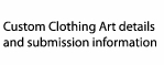 Art Submission And Format Details for Custom Clothing