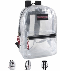 Backpacks Clear PVC