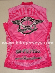 Bikesmiths Pink Sample