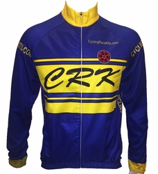 Cycling Race Kits LS Winter Jersey WINDPROOF