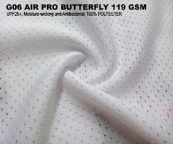G06 AIR PRO BUTTERFLY 119 GSM