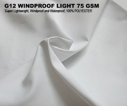 G12 WINDPROOF LIGHT 75 GSM