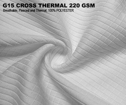 G15 CROSS THERMAL 220 GSM