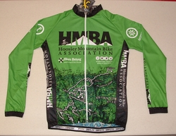 HMBA  Long Sleeve Jersey  Sample