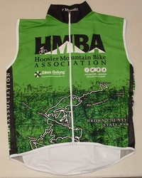 HMBA  Wind Vest  Sample