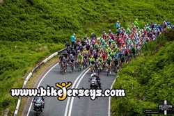 Mass riders Tour d' France 2014