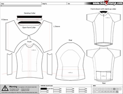 custom cycling jersey template bicycle jerseys men 39 s custom