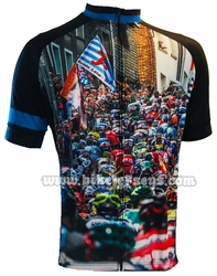 Men's CLUB CUT SS Cycling Jerseys - USA Sizing