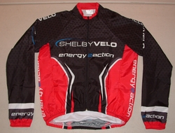 ShelbyVelo Jacket SAMPLE