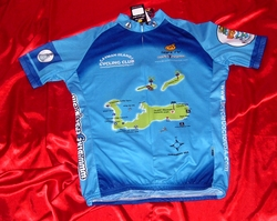 Special Edition Cayman Islands Jersey Sample