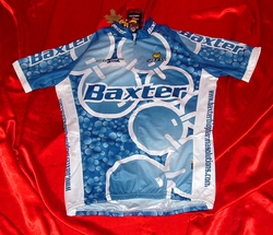 Team Baxter  Sample
