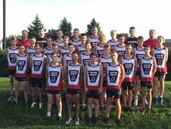 Team Center Grove XC 2015 SAMPLE