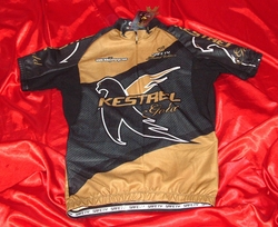 Team Kestrel Gold Pro Cut 08 Sample