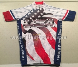 Team Lansing Island Riders USA SAMPLE