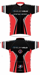 Team ShelbyVelo Sample