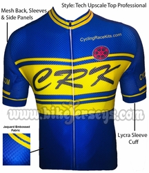 Cycling Race Kits - Tech Upscale Top Professional Cycling Jersey