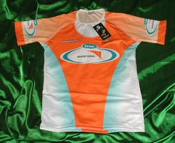 World Vision Running top Sample