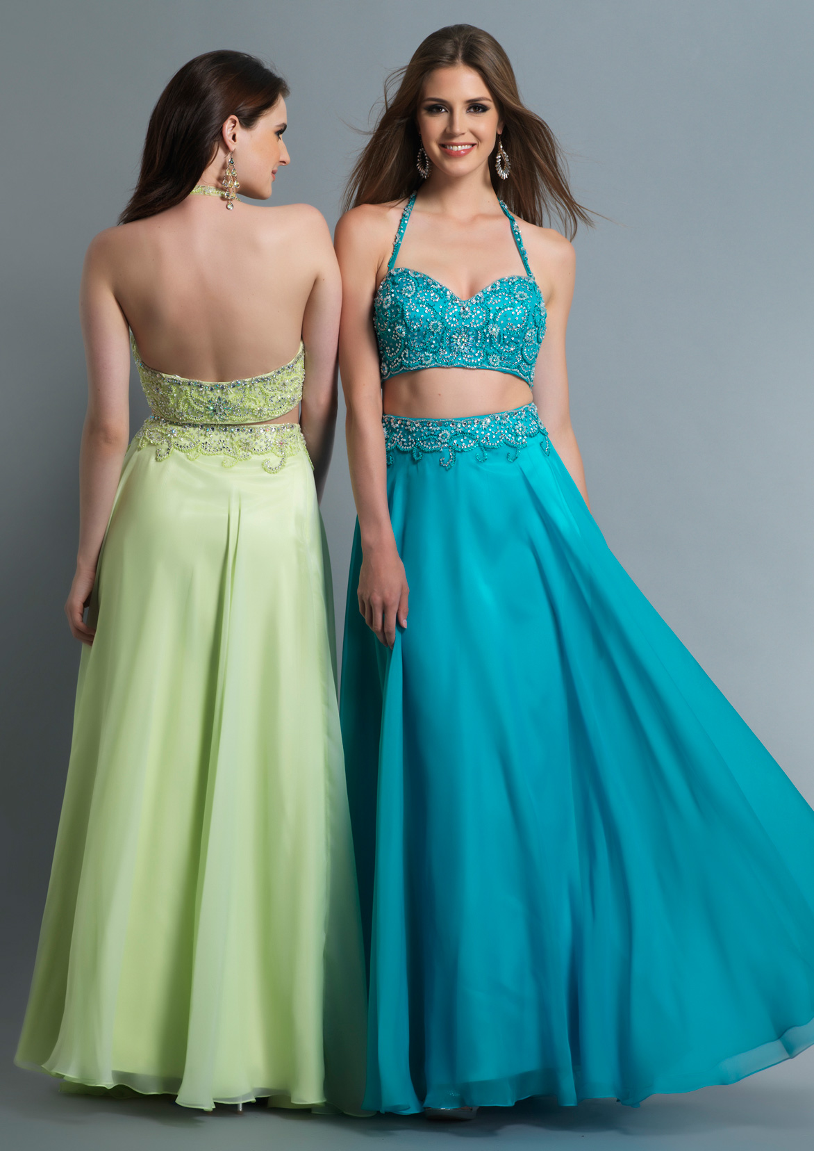 Dave and Johnny Prom Dress 10000