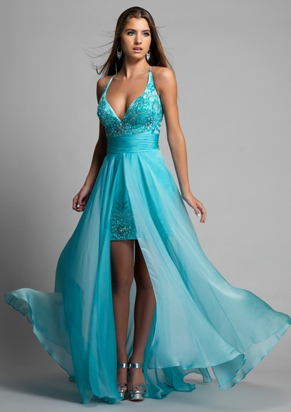 Dave and Johnny Prom Dress 10156