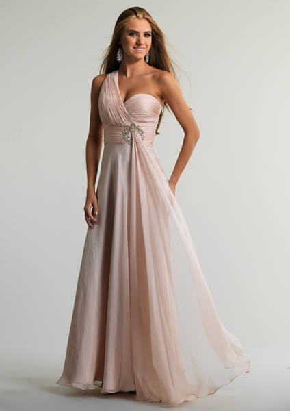 Dave and Johnny Prom Dress 10438