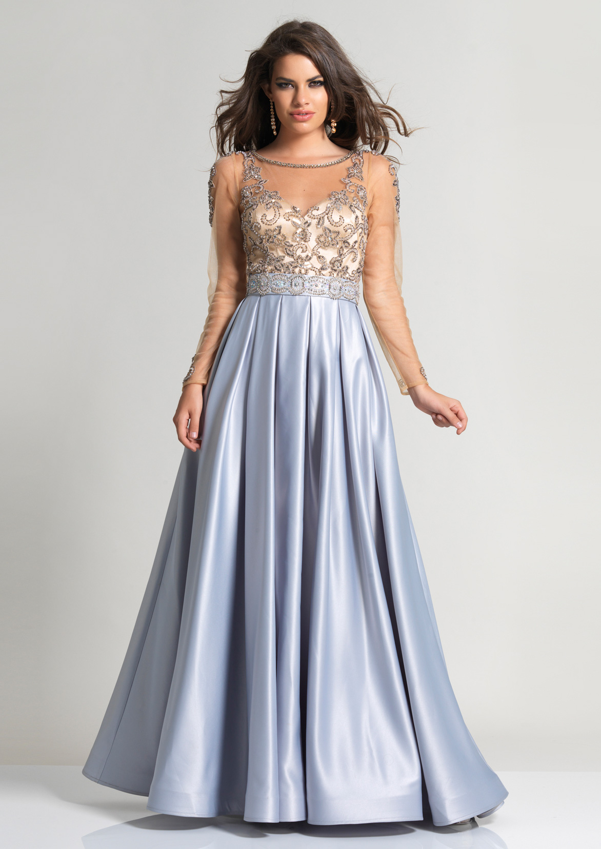 3c706f15cd23 Dave and Johnny Prom Dress 1423M