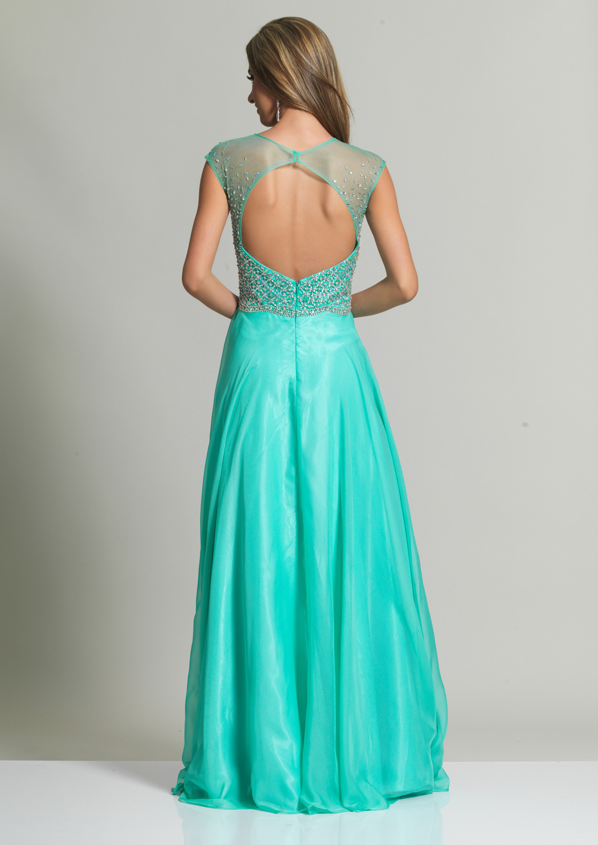 Dave and Johnny Prom Dress 2248W