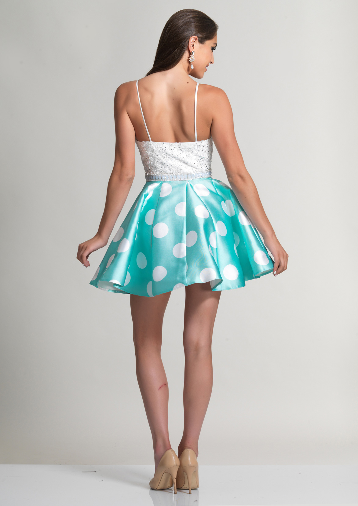 Dave and Johnny Prom Dress 2648