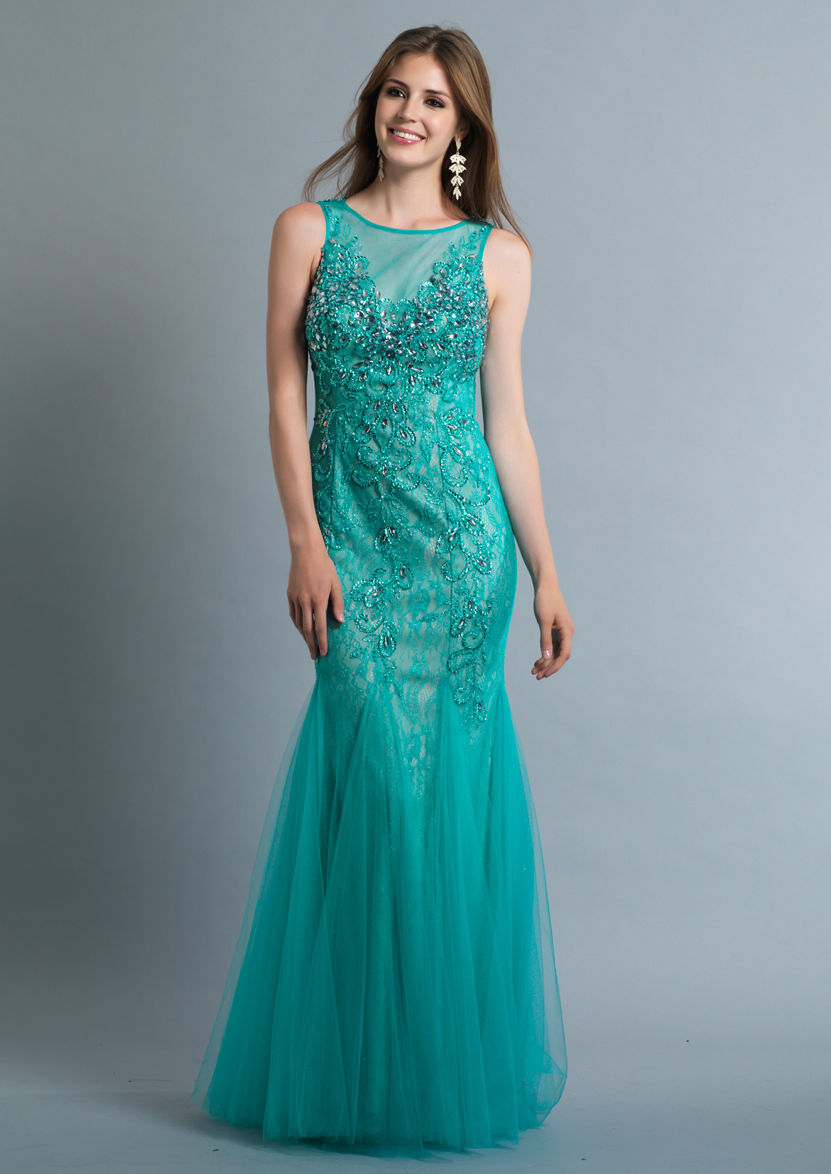 Dave and Johnny Prom Dress 276