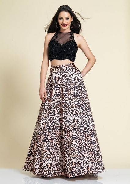 Dave and Johnny Prom Dress 2822