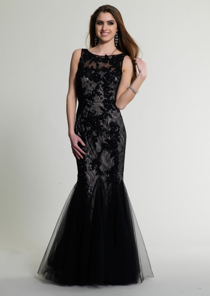 Dave and Johnny Prom Dress 286