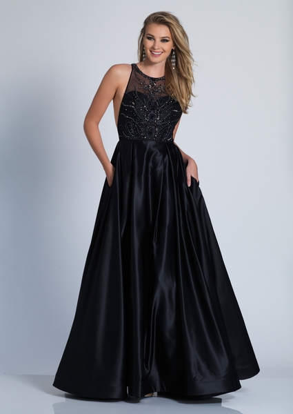 Dave and Johnny Prom Dress 3244