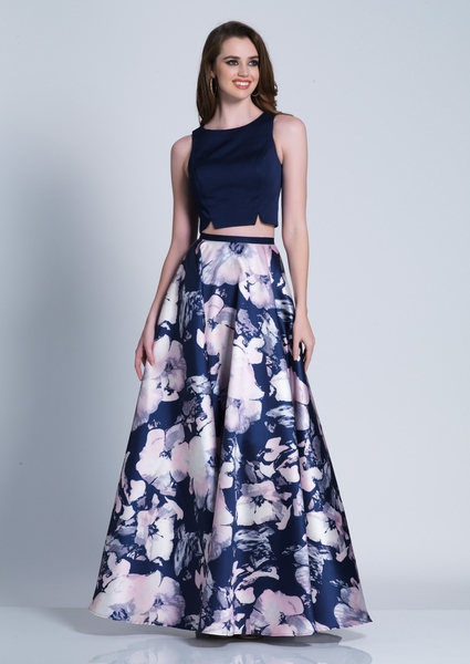 Dave and Johnny Prom Dress 3499