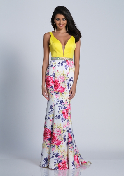 Dave and Johnny Prom Dress 3523