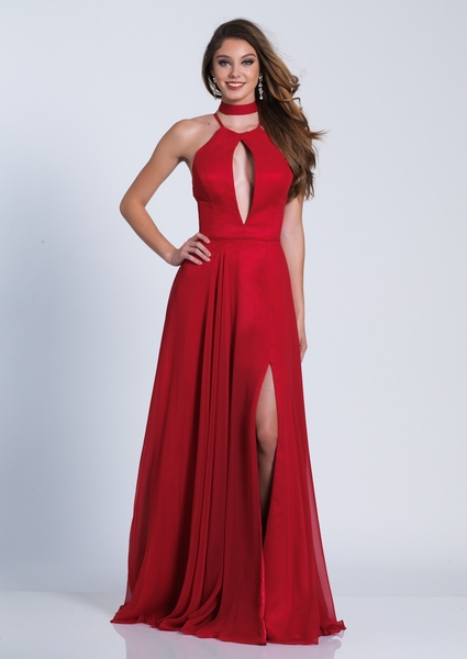 Dave and Johnny Prom Dress 3569