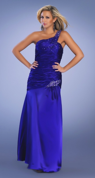 Dave and Johnny Prom Dress 6092