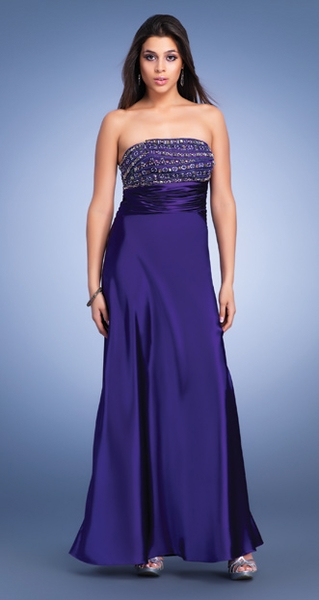 Dave and Johnny Prom Dress 6101