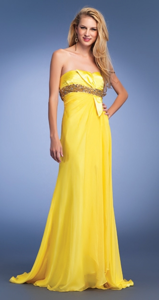 Dave and Johnny Prom Dress 6111