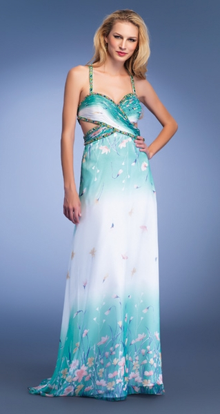 Dave and Johnny Prom Dress 6252