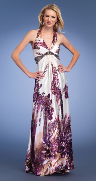 Dave and Johnny Prom Dress 6374