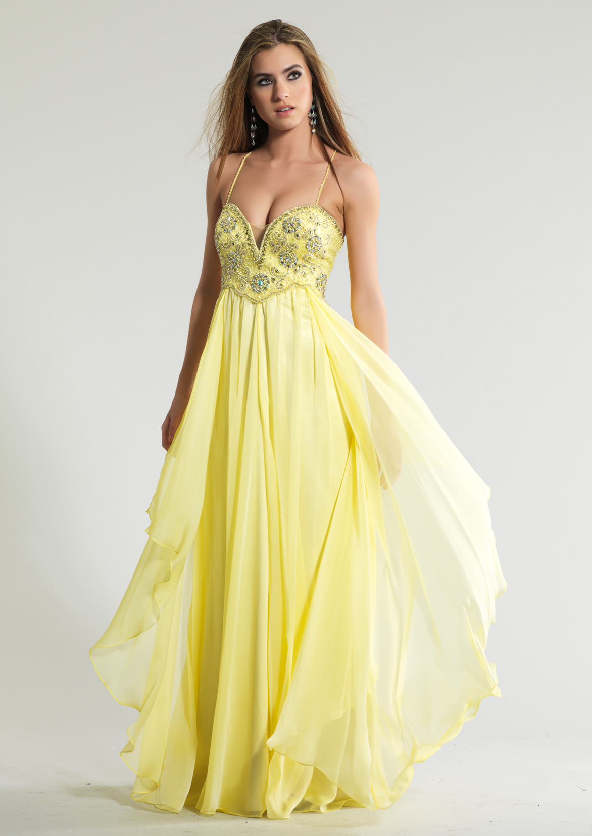 3f4faa5e4d3 Dave and Johnny Prom Dress 681