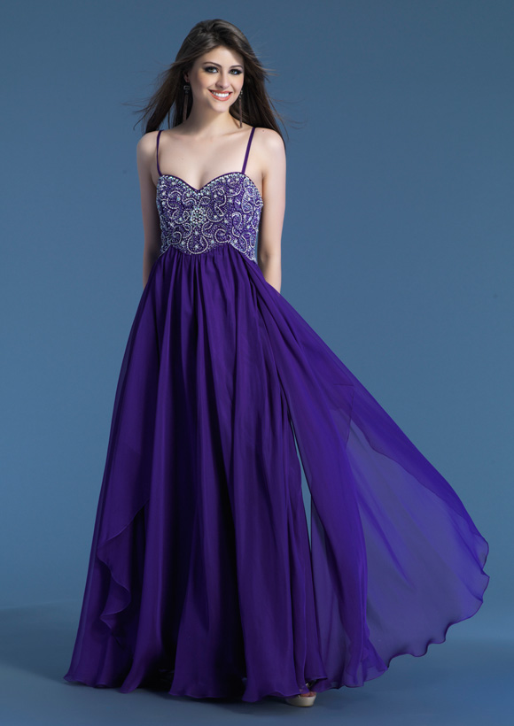 Dave and Johnny Prom Dress 7608