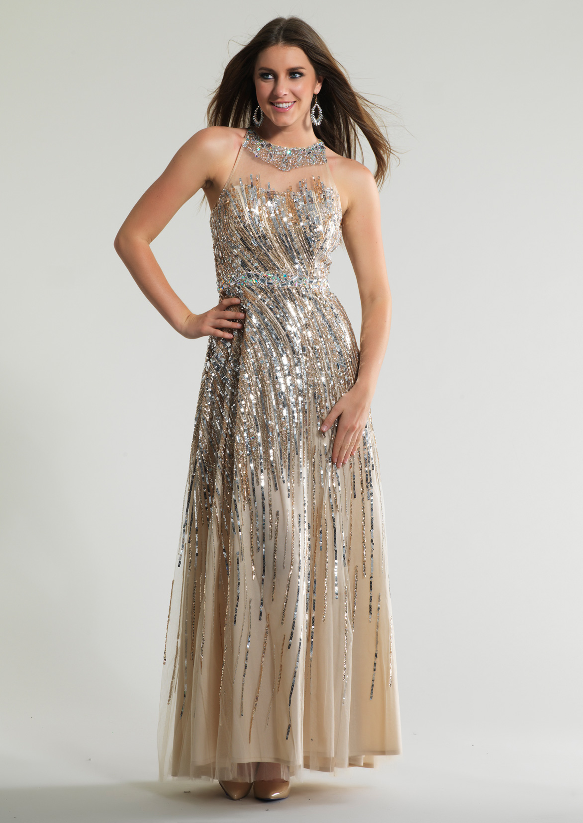2497a963014 Dave and Johnny Prom Dress 764