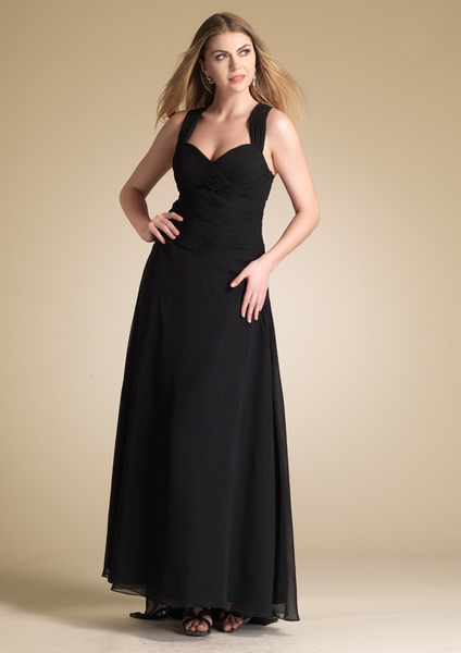 Dave and Johnny Prom Dress 8579