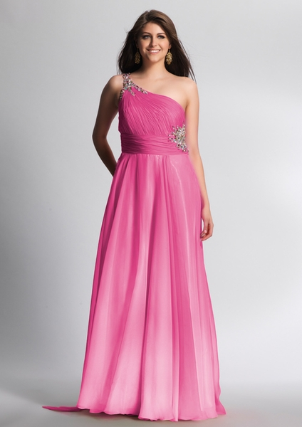 Dave and Johnny Prom Dress 8949